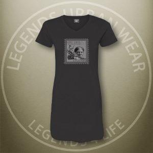 LEGENDS-Harriet-Tubman-Womens-Black-Dress-Tee-Front