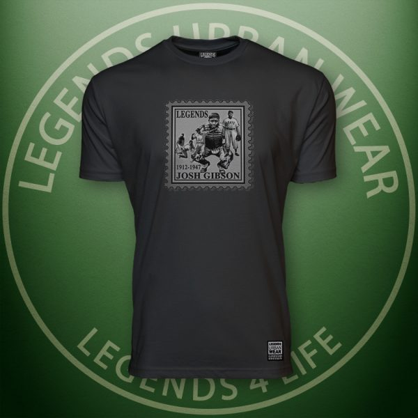 LEGENDS-Gibson-Mens-BLACK-Premium-Tee-Front