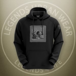 LEGENDS-Harriet-Tubman-Black-Hoodie-Front