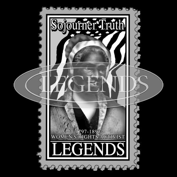 Sojourner Truth Stamp