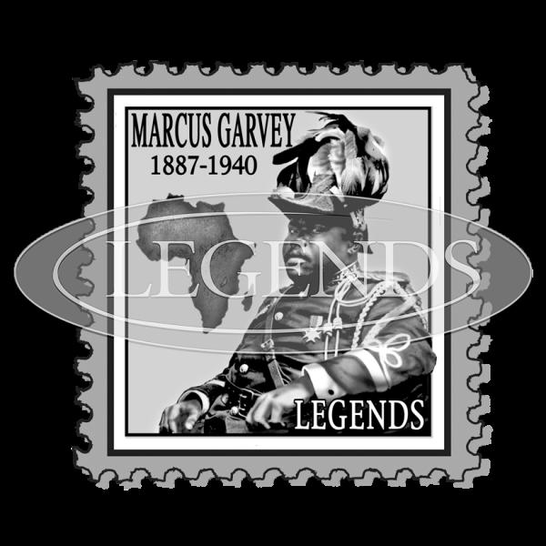 Marcus Garvey Stamp