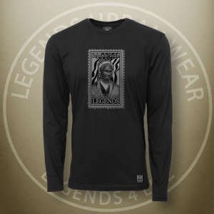 Legends Sojourner Truth Black Long Sleeve Shirt FRONT