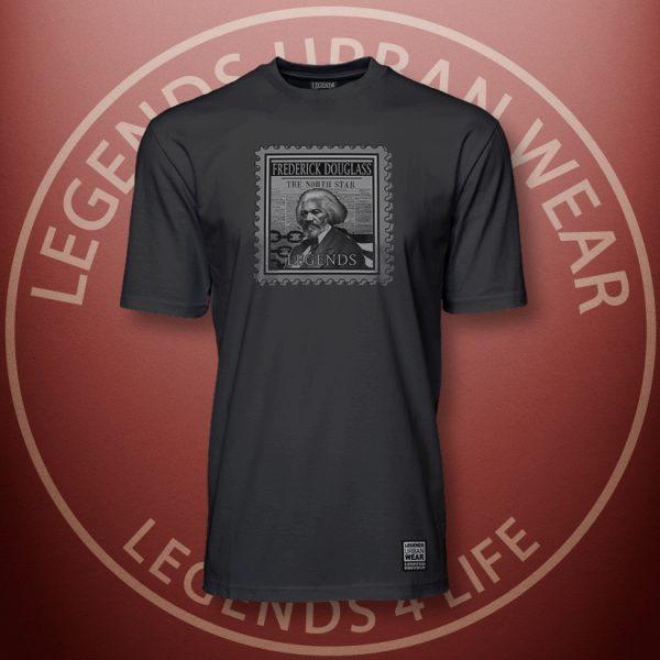 LEGENDS-Frederick-Douglass-Black-Super-Tee-Front