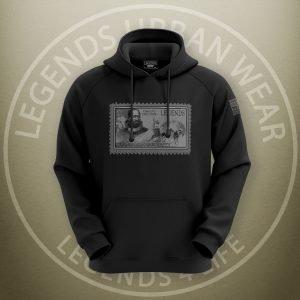 LEGENDS-Matthew Henson-Black-Hoodie-Front