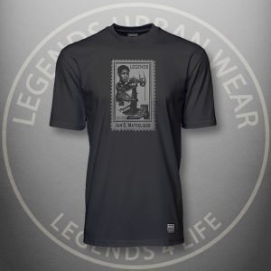 Legends Jan Matzeliger Black Super Tee Front