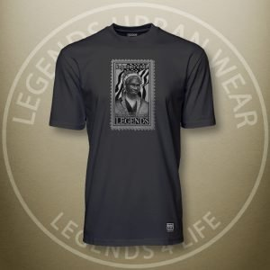Legends Sojourner Truth Black Super Tee Front