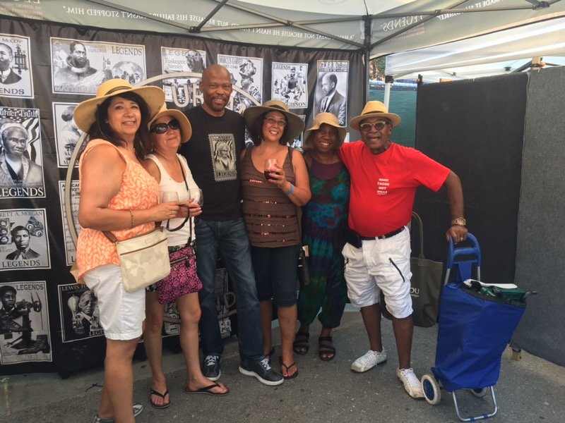 LEGENDS at San Jose Jazz Summer Fest 2018